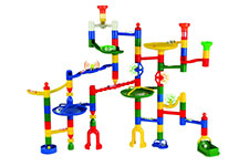 Marble Run Madness