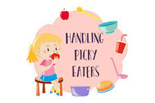 How to Combat or Prevent Picky Eaters Presented by the Cornell Cooperative Extension