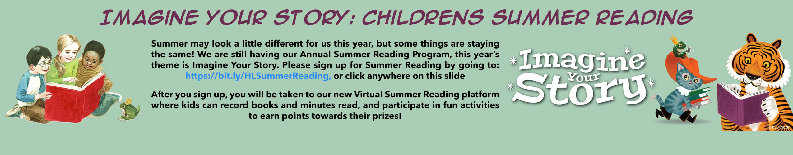 Children's Summer Reading