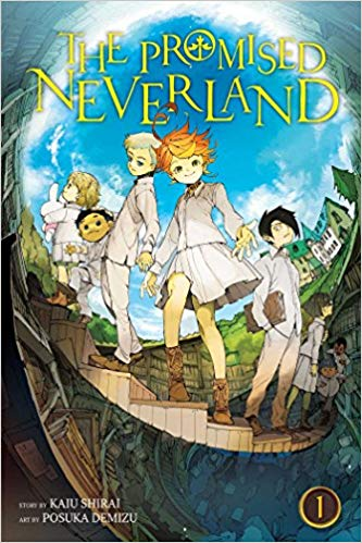 The Promised Neverland (Volume 1) by Kaiu Shirai
